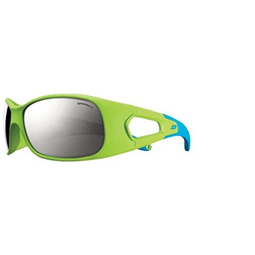 Julbo Trainer L Sp4 Lunettes de soleil Vert/Bleu Taille S