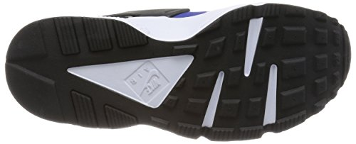 black Nike Blau Blue Basses Huarache white deep Royal Homme Air Baskets rqrwUzpZ