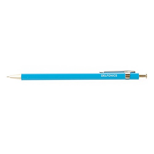 Delfonics wooden ballpoint pen 0.7mm [sky blue] BP13