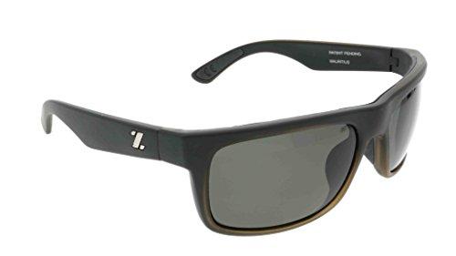 Zeal Optics Essential Polarized Sunglasses - Matte Black Frame with Dark Grey - Sunglasses Zeals