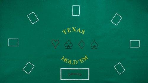 Texas holdem gun rack