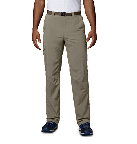 Columbia Men's Silver Ridge Cargo Pants, Moisture Wicking, Sun Protection