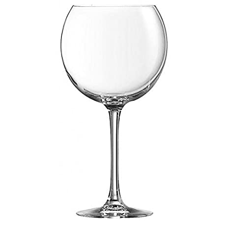 Lote de 6 copas 58 cl para degustación Vino Carrefour Home Linea Oenologie: Amazon.es: Electrónica