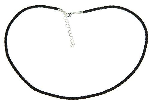 Leather Unisex Necklace - 7
