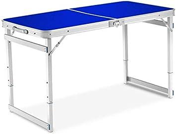 Portable Camping Table de cuisine vert