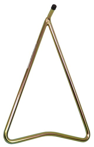 Excel PST-004 Gold Universal Triangle Motorcycle - Support Foot Bike Kickstand