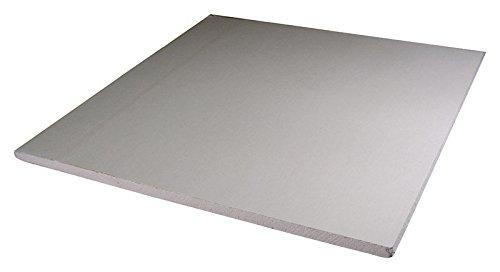 Thunderbird Forest Drywall Repair Sheets Drywall 1/2 '' X 16 '' X 16 '' White