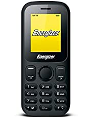 Energizer Energy E10 Mobile Phone Black