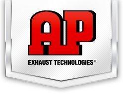 AP Exhaust 14619 Pre-Bent Exhaust Pipe