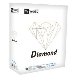 - Waves Diamond Plug In Bundle Upgrade from Platinum (Pro Tools TDM)
