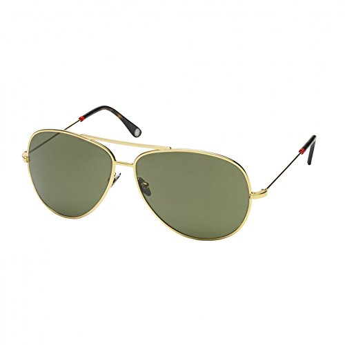 Orlebar Brown Esiri Sunglasses, Gold - Orlebar Brown And
