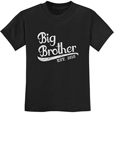 TeeStars - Gift Big Brother 2018 Youth Kids T-Shirt X-Large
