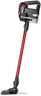Taurus Ultimate Lithium - Aspirador escoba (filtración HEPA, Potencia 800 W, 22.2 V, deposito con 650 ml, filtraje Cyclone System)