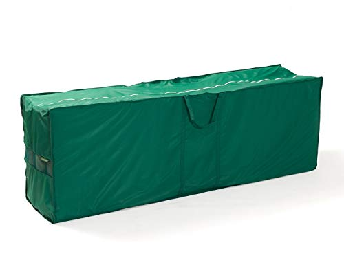 CoverMates – Cushion Storage Bag – 75W x 18D x 26H – Classic Collection – 2 YR Warranty – Year Around Protection - Green