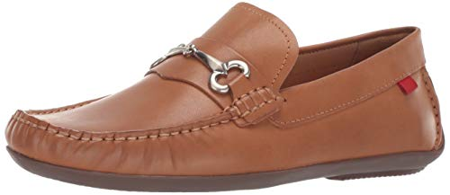 MARC JOSEPH NEW YORK Mens Leather Made in Brazil Wall Street Loafer, tan Nappa, 10.5 M US ()