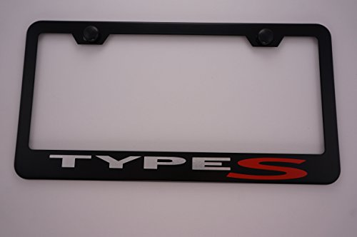 acura rsx license plate frame - 4