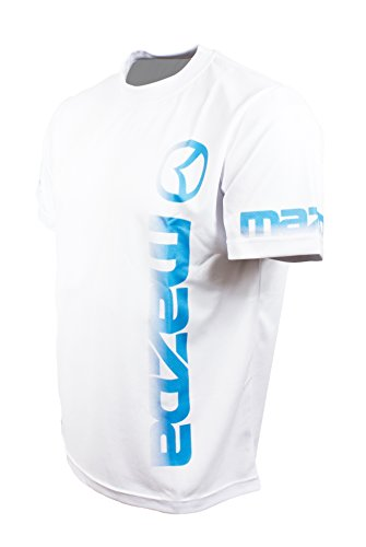 Mazda Sport White Short Sleeve Cool T Shirt Auto Car DTM Graphics Tee
