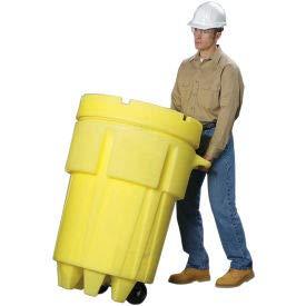 Chemtex SPK95-H-W Overpack Spill Kit on Wheels, Hazmat, 95-Gallon ()