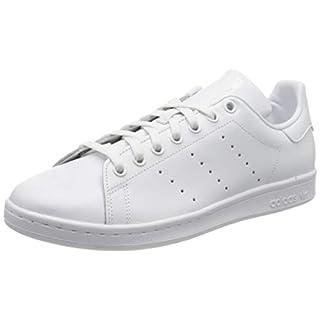 adidas Men's Stan Smith, Footwear Whtie/FTWWHT/FTWWHT, 4.5 M US
