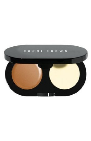 Bobbi Brown New Creamy Concealer Kit - Golden/ Pale Yellow Brand New in (Golden Creamy Concealer)