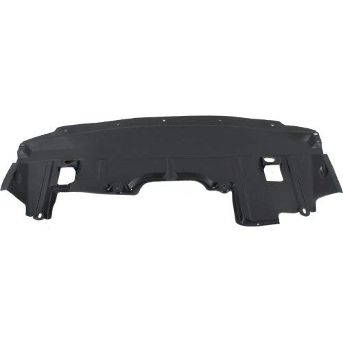 Front Engine Splash Shield Compatible with NISSAN ALTIMA 2009-2013 Under Cover Coupe 2010-2013 Sedan 1998-2012 //