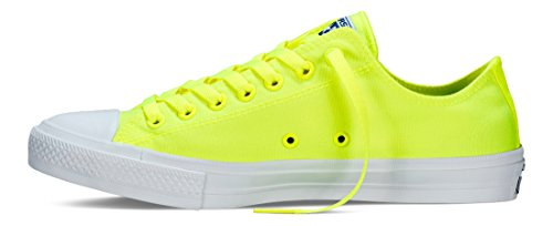 C150160 Green Green Top Low Sneakers Ii All Star Volt Taylor Converse White Adults' Chuck Unisex 0PxwqnHSO
