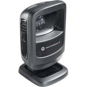 Motorola DS9208 Desktop Bar Code Reader - Cable Connectivity1D, 2D - LED - Imager - Omni-directional - Black - DS9208-DL00004NNWW by Zebra Technologies