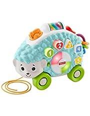 Fisher-Price Linkimals interactief speelgoed voor baby's + 9 maanden (mattel, GJB06), verschillende kleuren/modellen