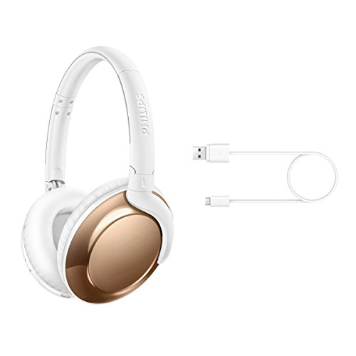 PHILIPS Bluetooth Wireless on ear headphone SHB4805RG Rose gold (Japan Domestic genuine products)