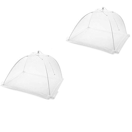 Pop-Up Mesh Screen Food Cover Tents made our CampingForFoodies hand-selected list of 100+ Camping Stocking Stuffers For RV And Tent Campers!