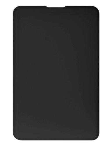 Gizmo Dorks Silicone Skin Cover (Black) for the Amazon Kindle Fire