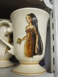 Classic Designer Set Disney Pocahontas Princess Doll Mug Store Ecxlusive QrothxsdCB