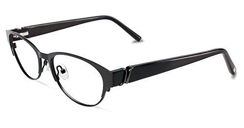JONES NEW YORK Eyeglasses J481 Black 52MM