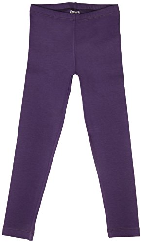 Big Girls Leggings Purple 3XL (Tween Leggings)
