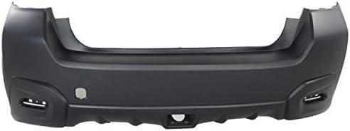Primered Rear Bumper Cover Fits Subaru XV Crosstrek 57704FJ041 SU1100171