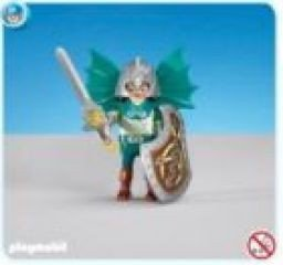 Playmobil Green Dragon Knights Leader ()
