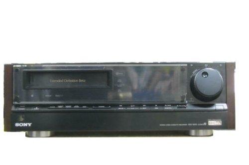 SONY EDベータビデオデッキ  EDV-9000 メーカー調整済み ヘッド新 三か月保証 シリアルNo.831144  22287   B00EZKDILE