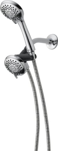 Peerless 76311D Hand Shower/ Shower Head Combo Pack, Chrome