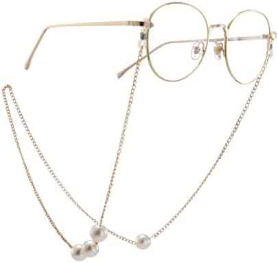 Able Fashion Womens Eyeglass Chains With Dance Girl Pendant Sunglasses Reading Glasses Chain Eyewears Cord Holder Neck Strap Rope Apparel Accessories Women's Glasses