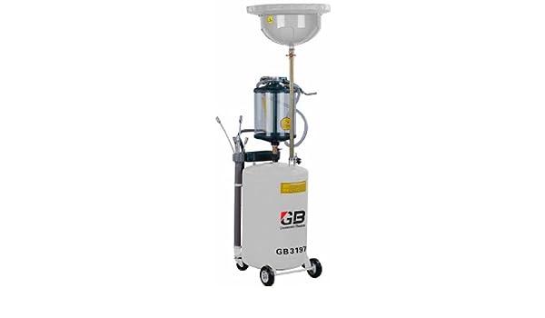 Aspirador recuperador de aceite usado noventa litros: Amazon.es: Bricolaje y herramientas