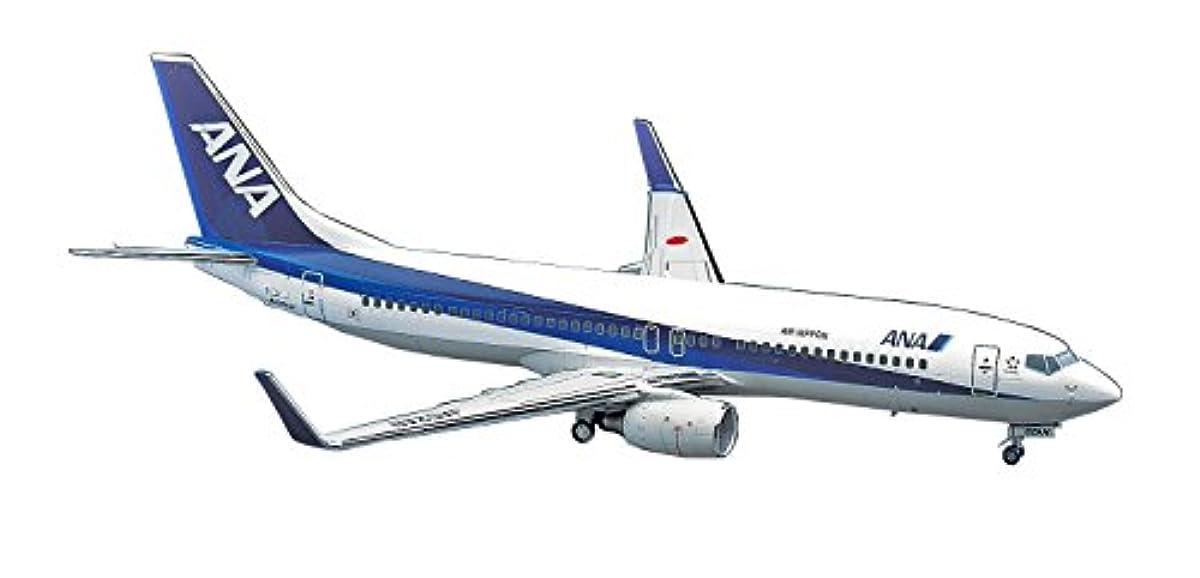 [해외] 하세가와 1/200 ANA B737-800 새 톤 블루 프라모델  37