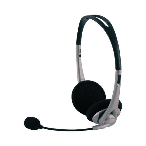Ge 98974 Voip Stereo Headset Ge Voip Stereo