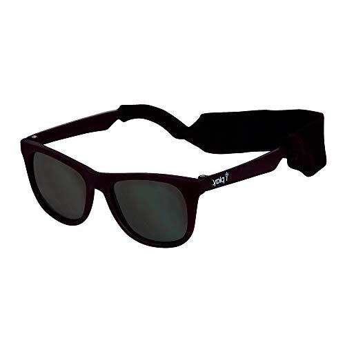 Óculos De Sol Flexível Preto Com Proteção Solar Iplay De 2-4 Anos