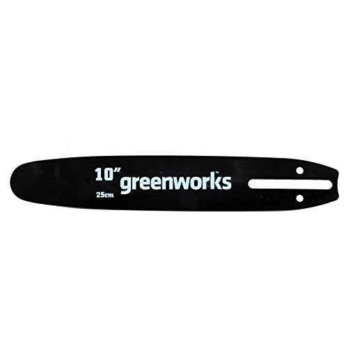 (Greenworks 10-Inch Replacement Chainsaw Bar 29042)