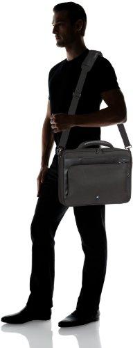 TITAN Koffer Galaxy Laptoptasche, schwarz, 32 x 42 x 9 cm, 32070101-01