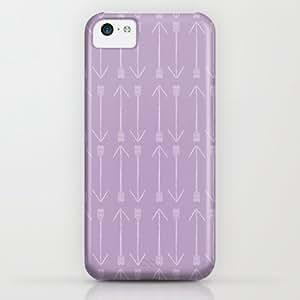 Society6 - Purple Arrows iPhone & iPod Case by Allyson Johnson wangjiang maoyi