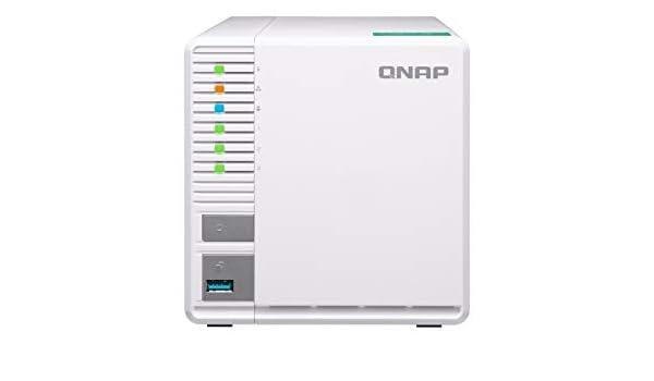 QNAP TS-328 Ethernet Torre Blanco NAS - Unidad Raid (9 TB, Unidad ...