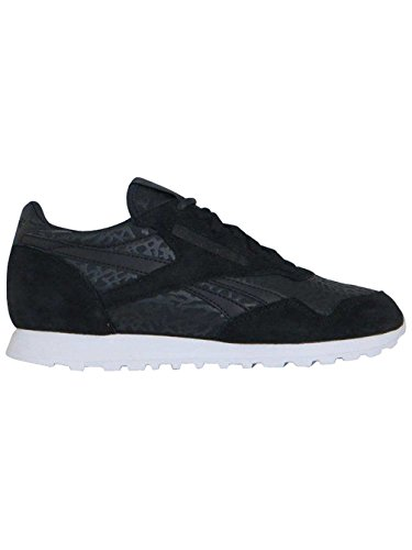 Mode Gallery Black Femme Baskets Runner Paris II Reebok Noir EY6q6