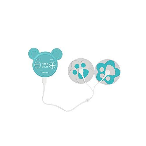 Careboo Menstrual Pain Relief, Zero Side-Effect for Menstrual Pain with Gel Pads, Menstrual Nursing Instrument, Blue-Green