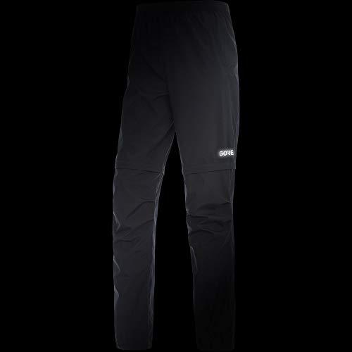 Gore Men's R3 Gws Zip-off Pants,  black,  L by GORE WEAR (Image #2)